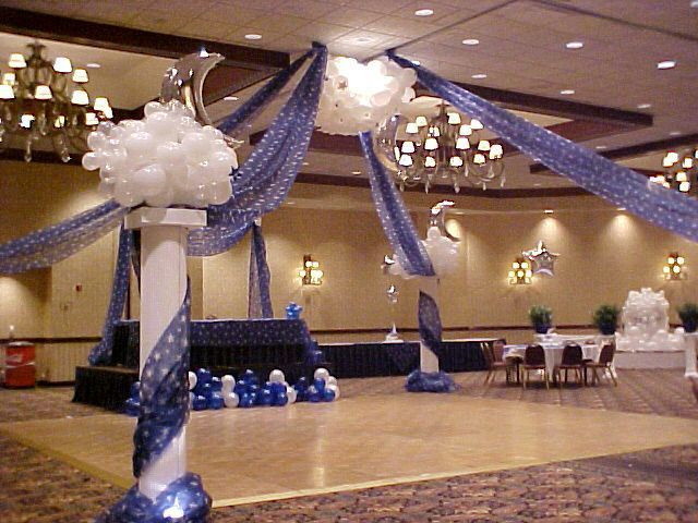 decorating columns with tulle - Google Search | vow renewal ...