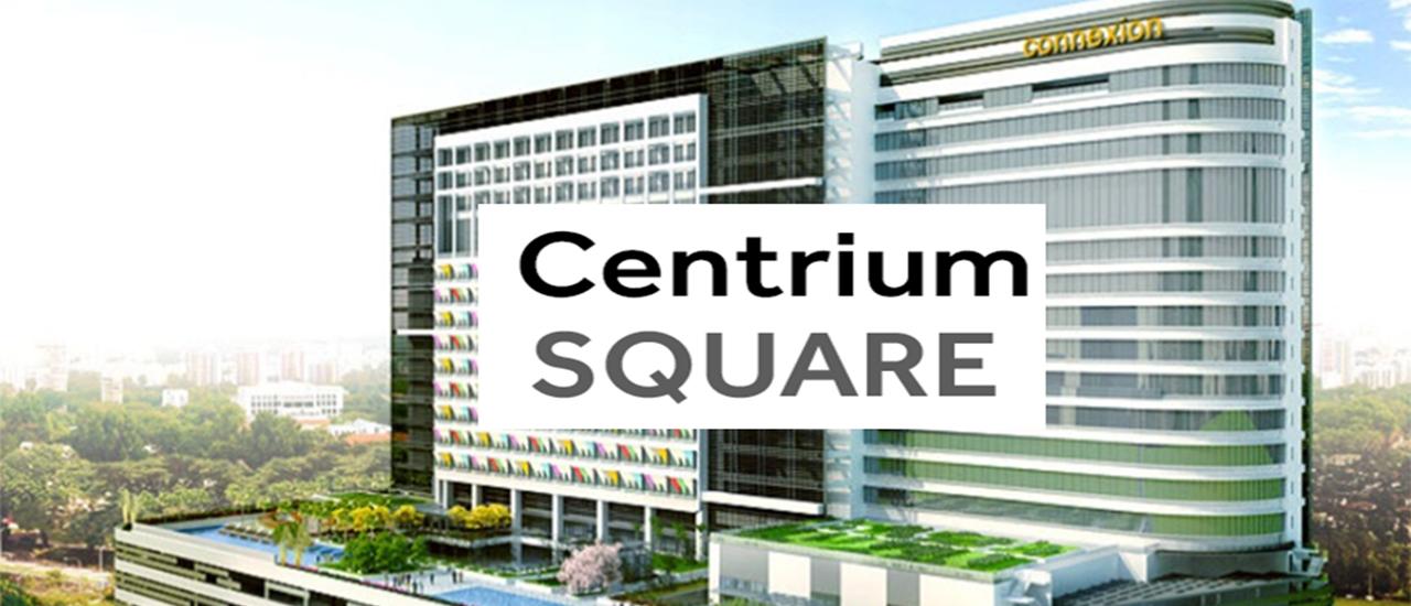 Centrium Square Square floor plans, Floor plans, New condo