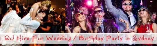 Need A Professional Dj For Your Birthday Party Professional Dj Wedding Entertainment Wedding Dj