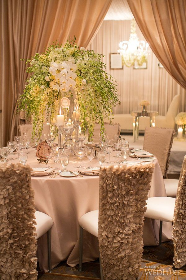 Wedluxe Sarah B Photography By Sweet Pea Follow For Wedding Centerpieceswedding Tableswedding