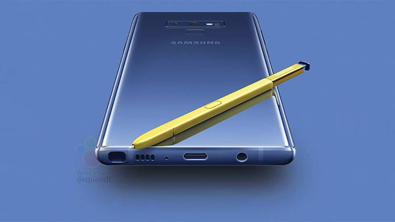 Alleged Samsung Galaxy Note 9 Prices Shown In Preorder Posters