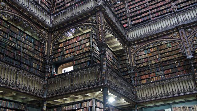 Rio de Janeiro – Real Gabinete Português de Leitura