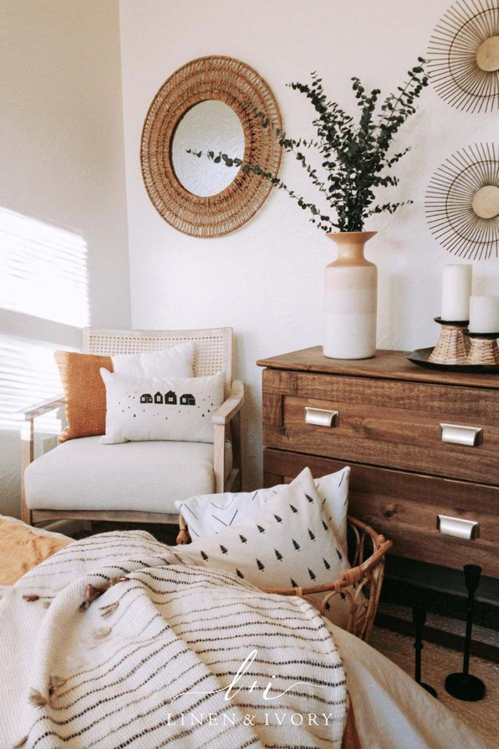 Boho Decor for Winter