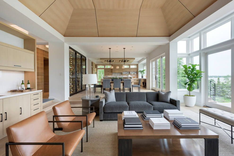 Midwest Luxury Home By Martha O Hara Interiors With Images