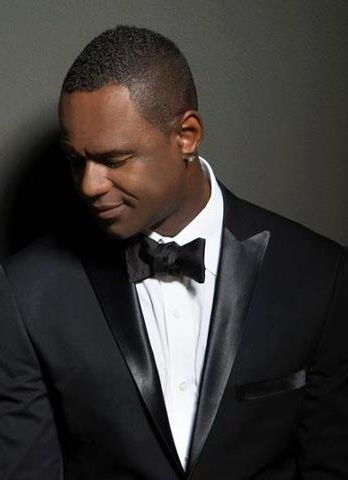 Brian McKnight/ fav song= One Last Cry | FACES | Pinterest | Brian ...