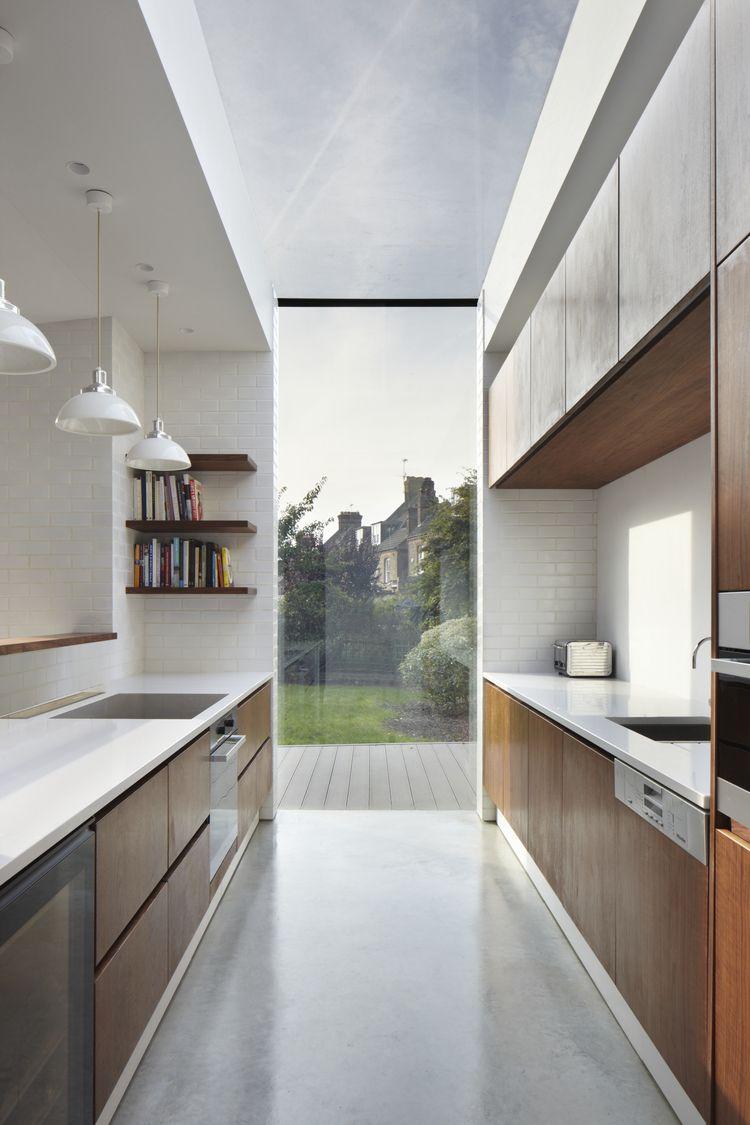 Natural Lighting Kitchen Inspo. Shape London