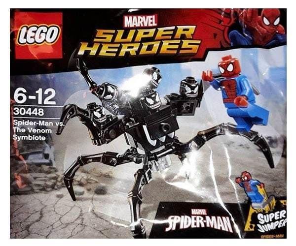 Vs The Set Lego Marvel Spider Man Newsealed Symbiote 30448 Venon xdCBeo