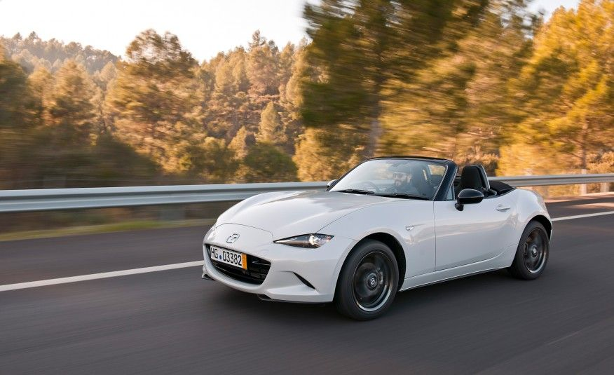 2016 Mazda MX 5 Miata Gallery of First Drive Review from Car
