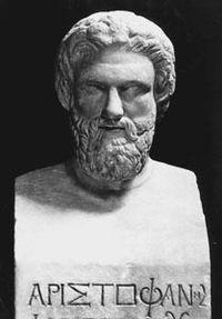 Aristofanes Grecia Antigua Escultura De La Antigua Grecia