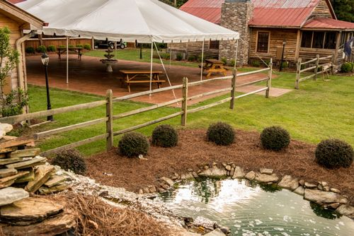 Hidden Acres Wedding Venue in Marion, North Carolina ...
