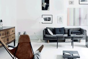 The lovely Copenhagen apartment of an architect