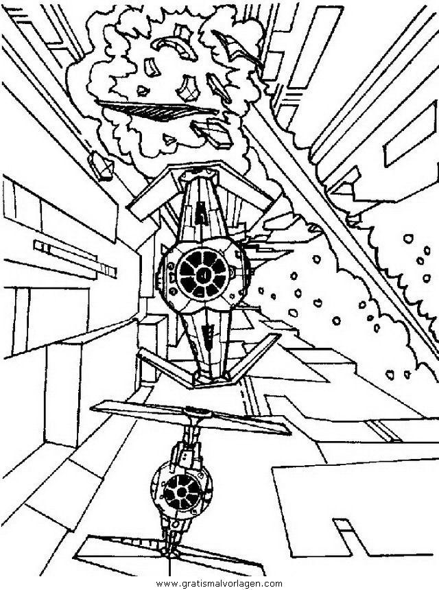 guerrestellari43 in science fiction gratis malvorlagen