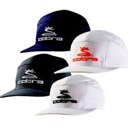 ff51b05a8e9 Cobra Golf Tour 5 Panel Cap - a Rickie Fowler Favorite! The 5 panel ...