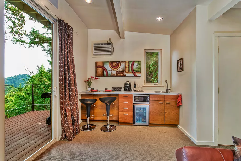 Tiny cabins in the Russian River Valley want 299K Tiny