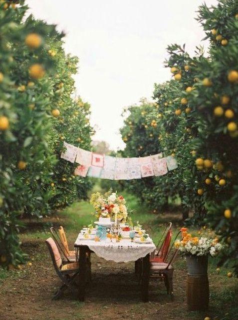 Brunch-mariage-verger-garden-party.jpg 477×639 pixels | Baby Shower ...