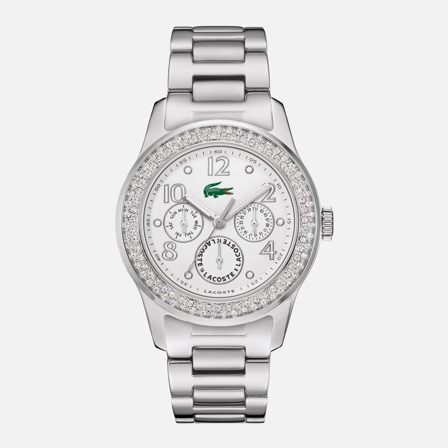 805b16c52d Montre Lacoste multifonction bracelet acier - Femme - 245.00 ...