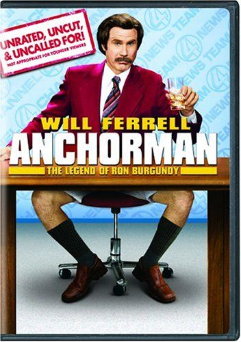 Anchorman The Legend Of Ron Burgundy Unrated Widescreen Edition