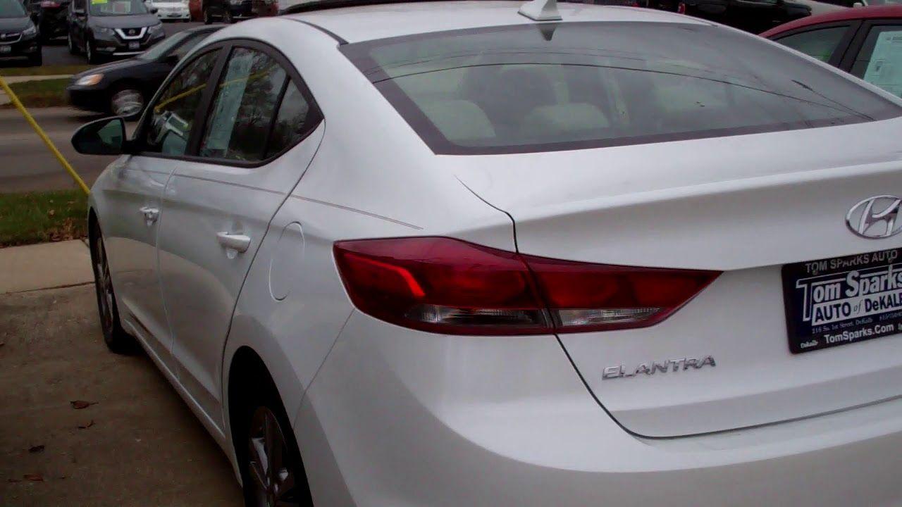 2017 Hyundai Elantra Value Edition Dekalb Il Near Malta Il