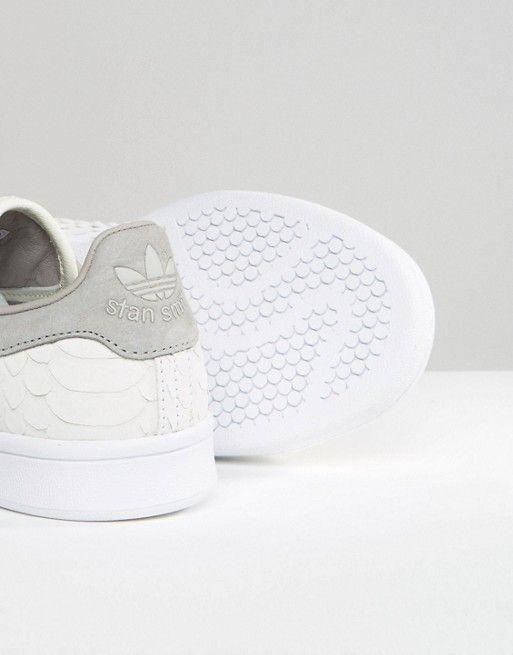 shopping@animalarithmetic adidas Originals Blanco Embossed Snake Snake Embossed 36bae8