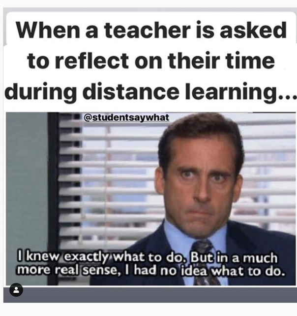 Memes From Teachers About Schools Reopening California Casualty Teacher Jokes Teaching Quotes Funny Teaching Humor
