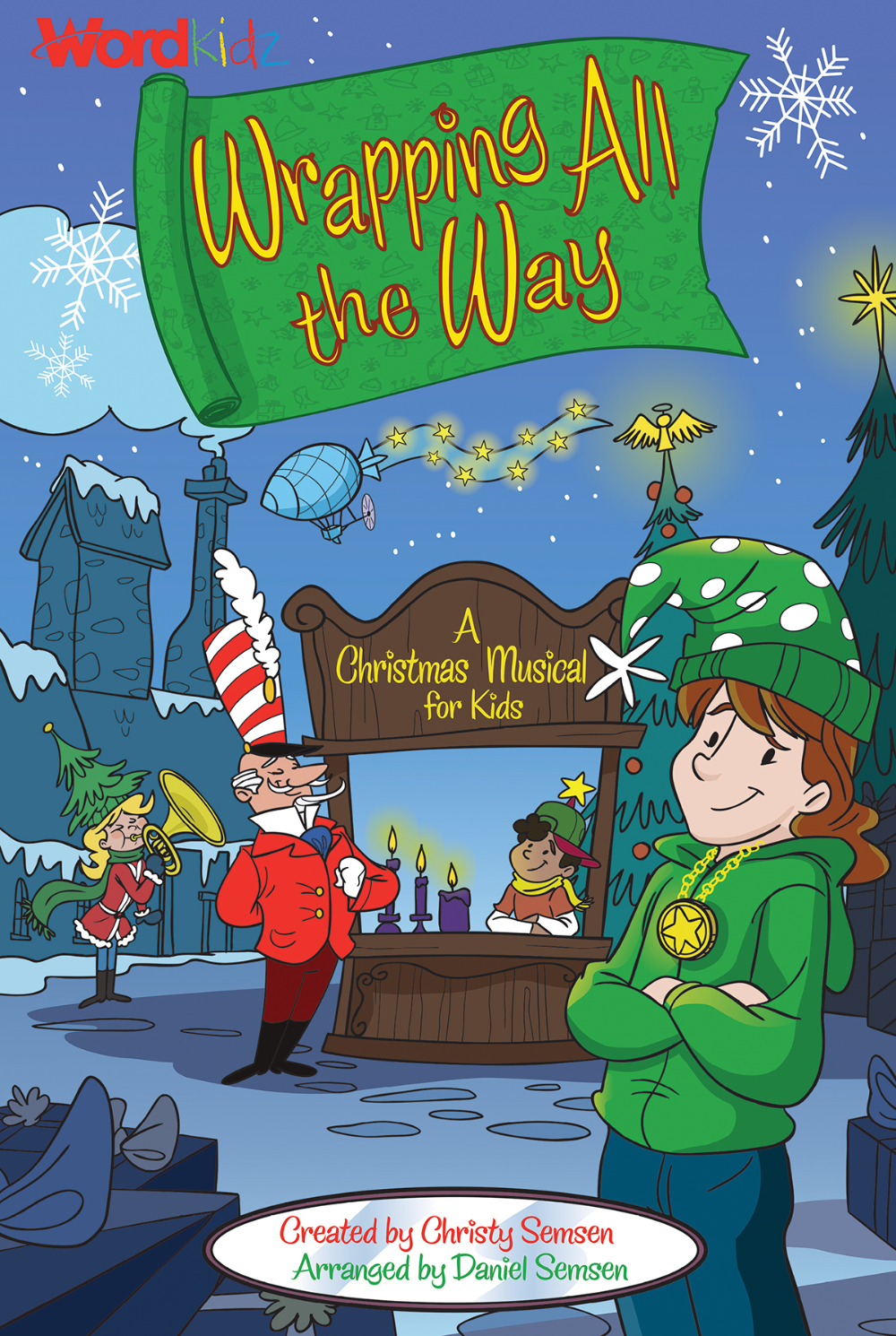 •Adorable story with catchy songs, perfect for sharing the