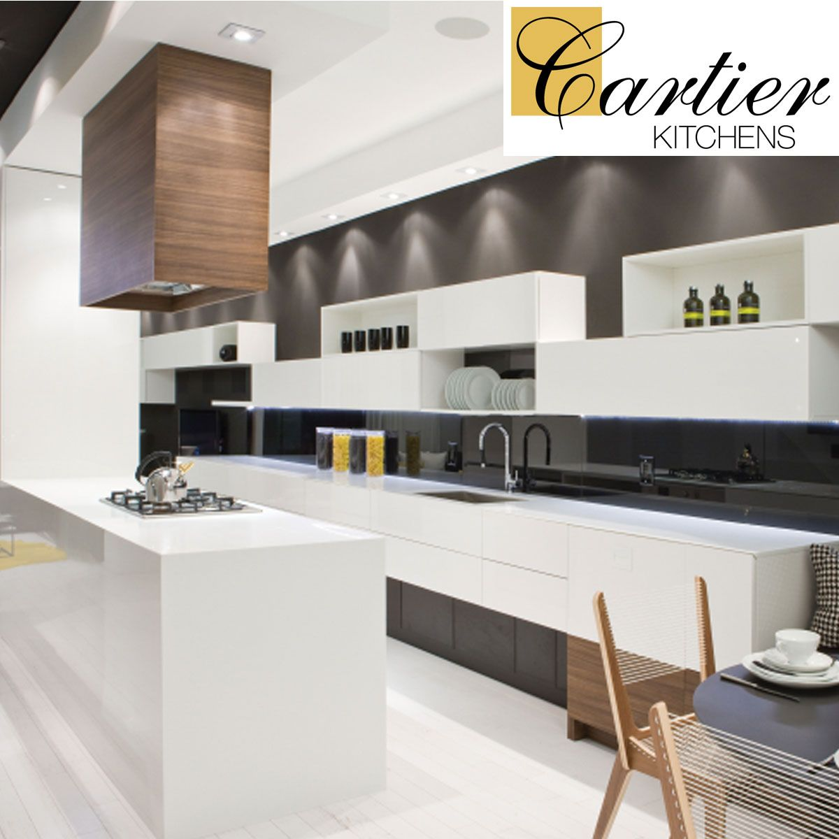 Cartier Kitchens first opened its doors in 1987 and began ...