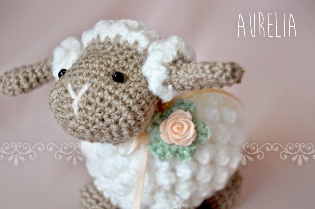 Tejiendoperu Crochet Amigurumis : Patrones de ovejas y ovejitas de crochet u amigurimis u patrones y