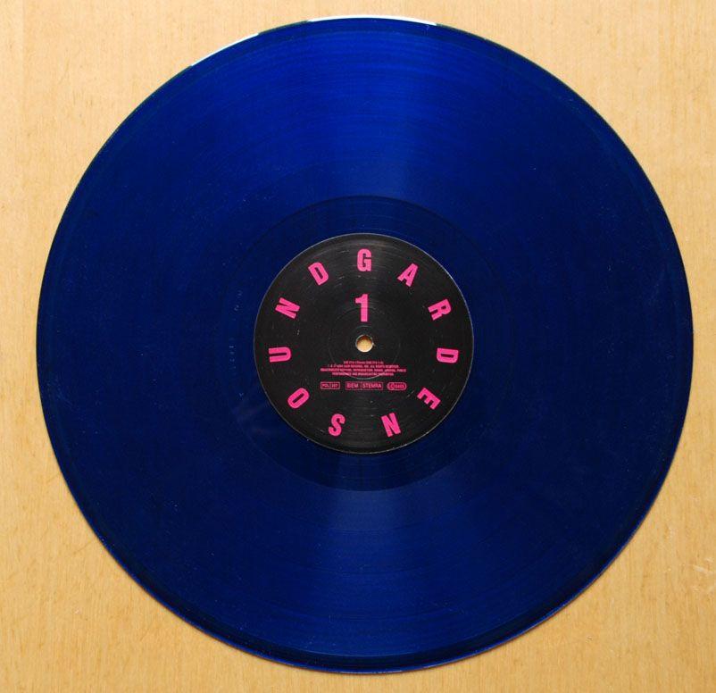 Soundgarden Superunknown Blue Vinyl Lp 12 Inch12 Inch Vinyl Blue Vinyl Vinyl Records