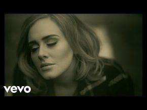 Adele Someone Like You! Lyrics. YouTube Schöne musik