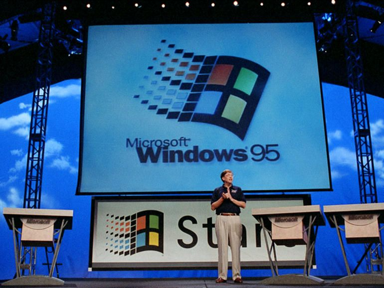 Windows 95 reborn: Windows 10, Linux, Mac get major