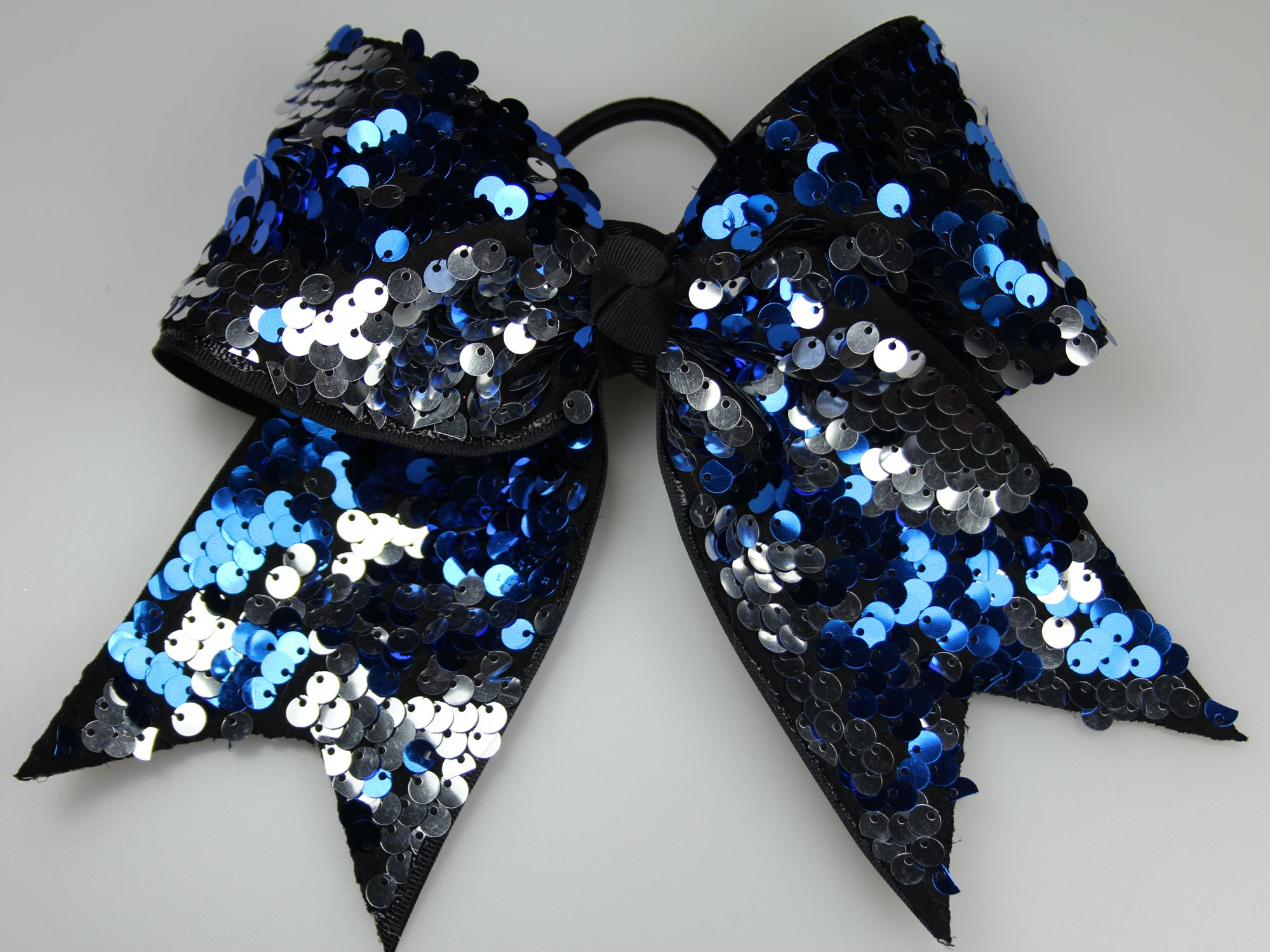 Cheer bow holder for cheer bows and hair bows cheer bow hanger - Sparkly Cheer Bows