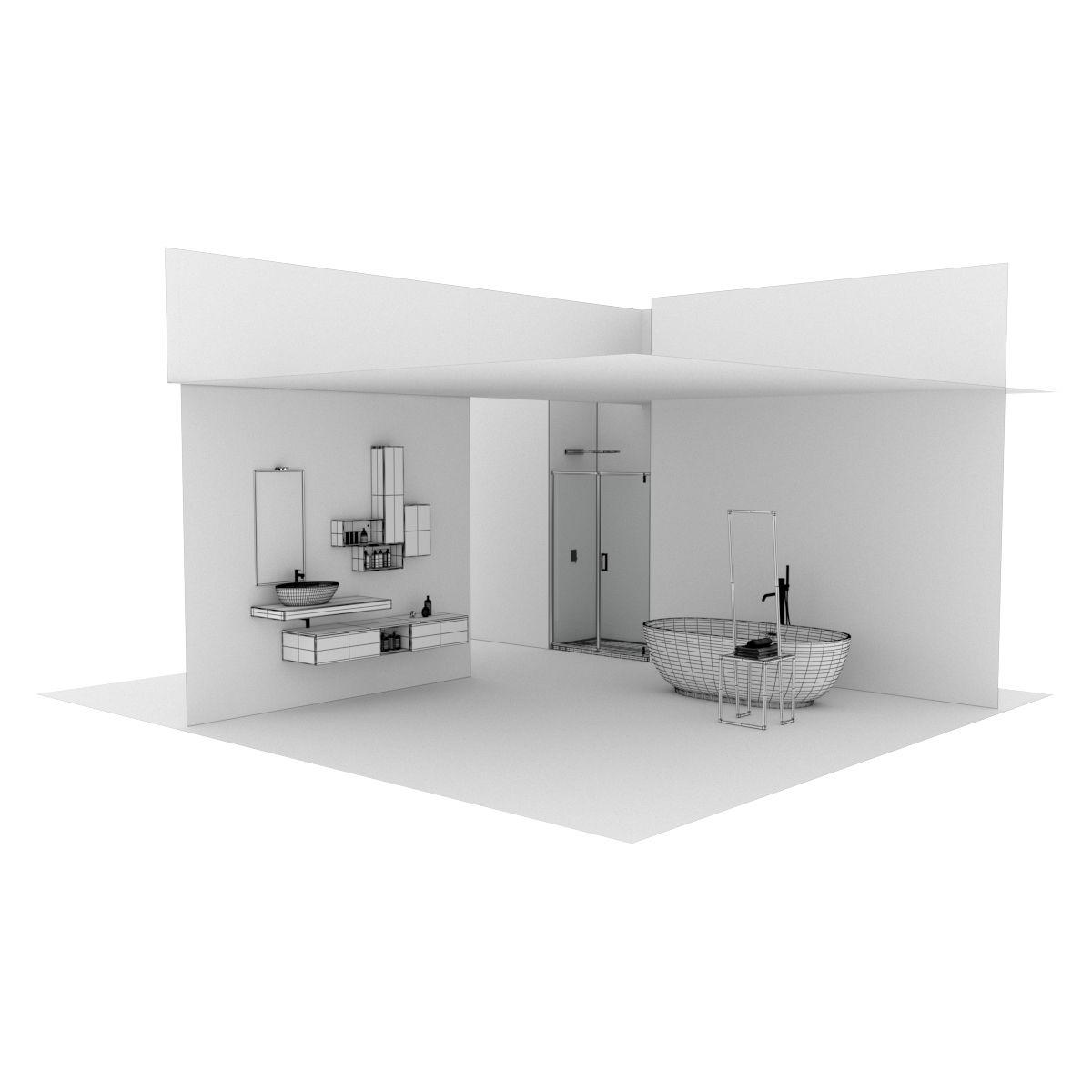 Bathroom furniture set Arcom e.Ly #furniture, #Bathroom, # ...