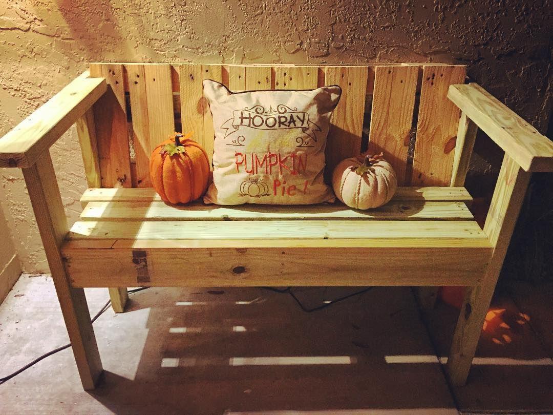 Pallet Bench A New Idea For Home Furniture | Möbel, Paletten-Bänke ...