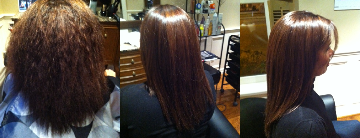 L 39 oreal 39 s steampod before and after my style pinterest for Steampod salon