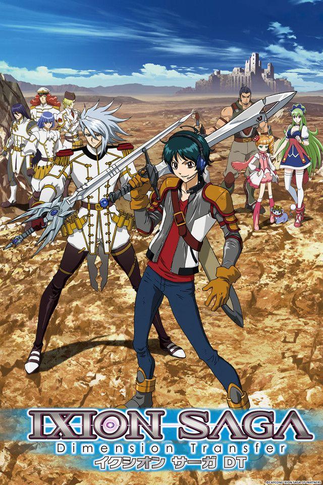 Ixion Saga DT Anime ENG Sub Als Stream Schauen Lust Auf Noch Mehr Hier Findest Du Sie