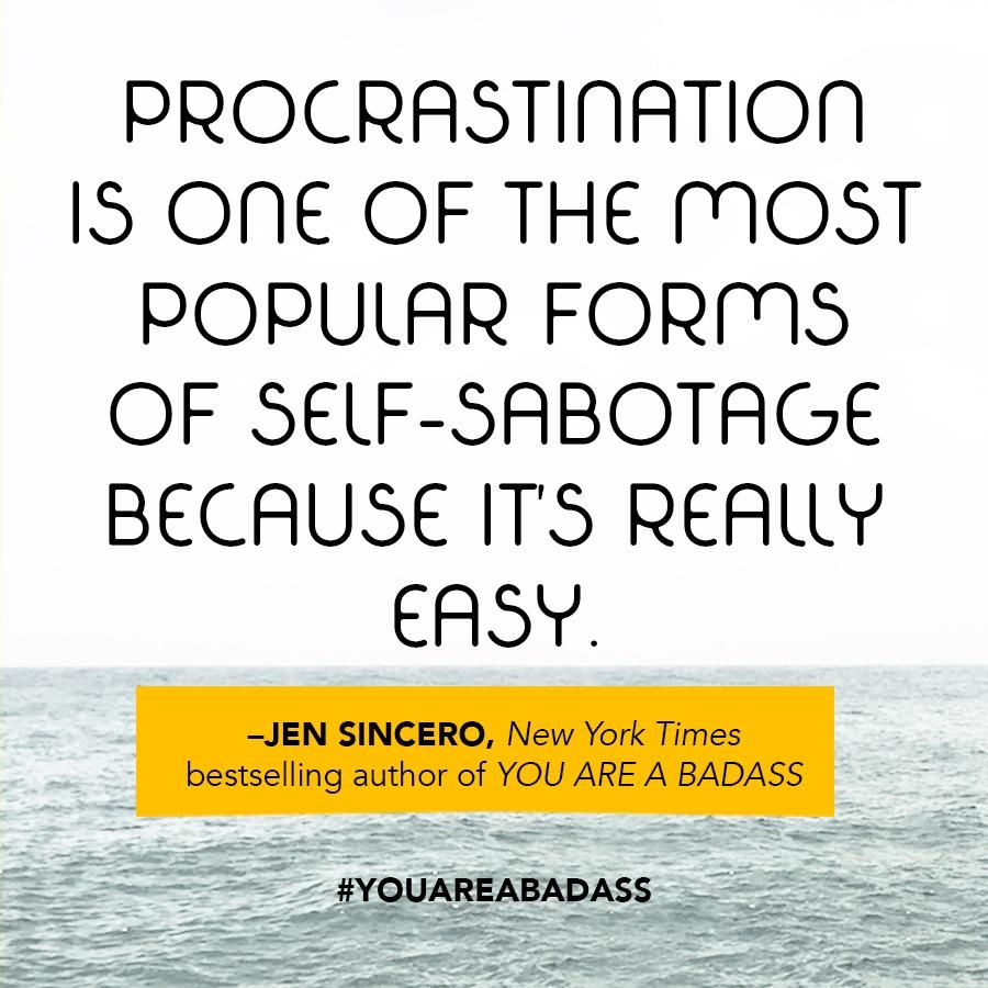 Jen Sincero Quotes You Are A Badass How To Stop Doubting Your Greatness And Start