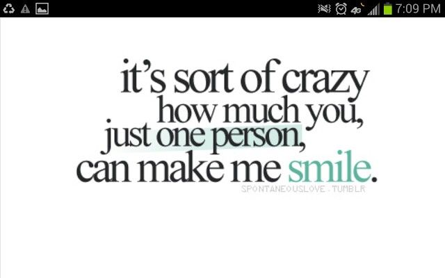 Thank You For Putting A Smile On My Face Make Me Smile Quotes My Smile Quotes Smile Quotes