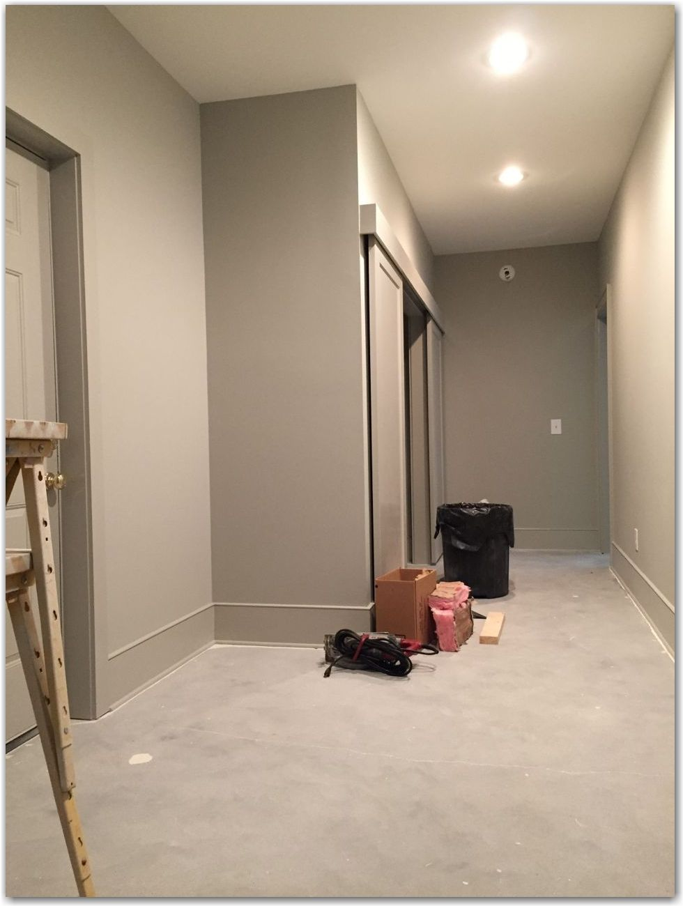 paint walls and trim same color | Paint Colors | Wall ...