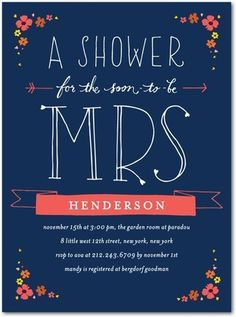 So pretty and simple perfect for an e vite bridal shower perfect for an e vite bridal shower invitations filmwisefo