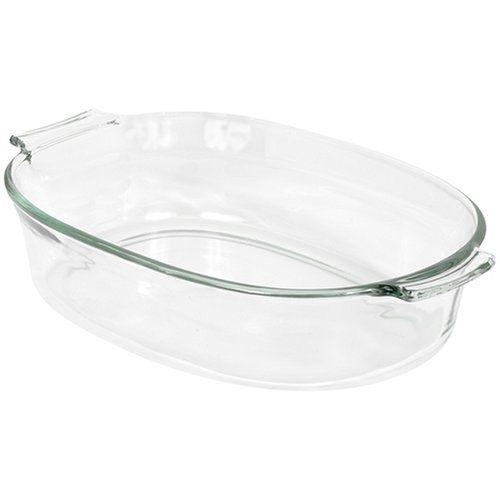 Pyrex Bakeware 2-Quart Oval Roaster #Pyrex