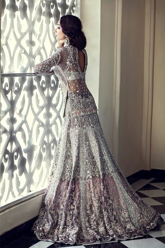 Culture Inspired! 19 beautiful Indian-inspired wedding dresses and ...