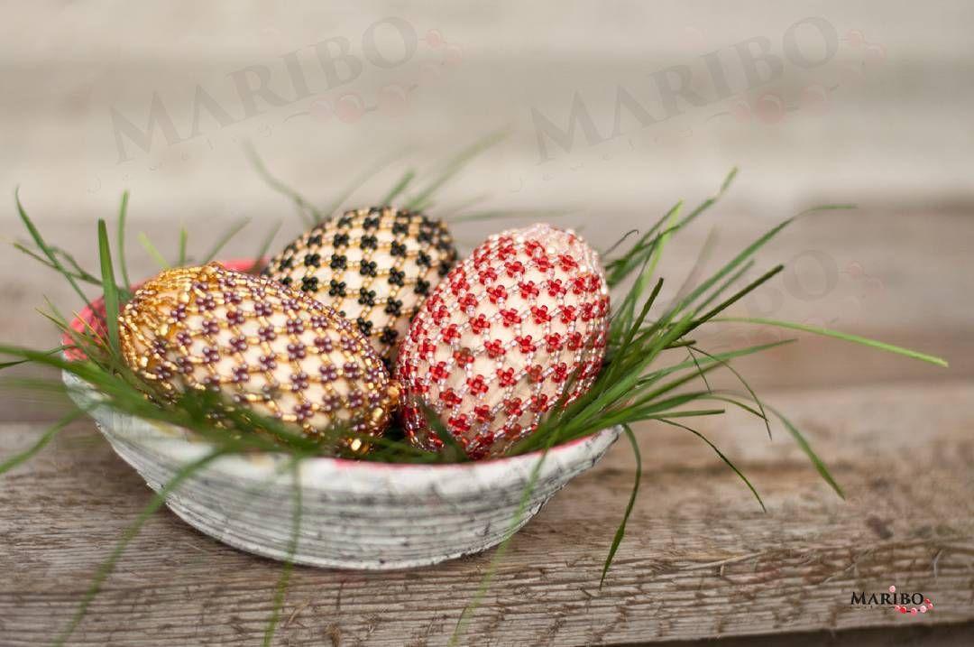 handmade Easter Basket  #MARIBOjewelry #handmade #beading #beaded #EasterEggs #Easter #paste #ou #ouadepaste #ouaincondeiate #traditii #ouadecorate #ouadepaste #EasterBasket #cosuletPascal