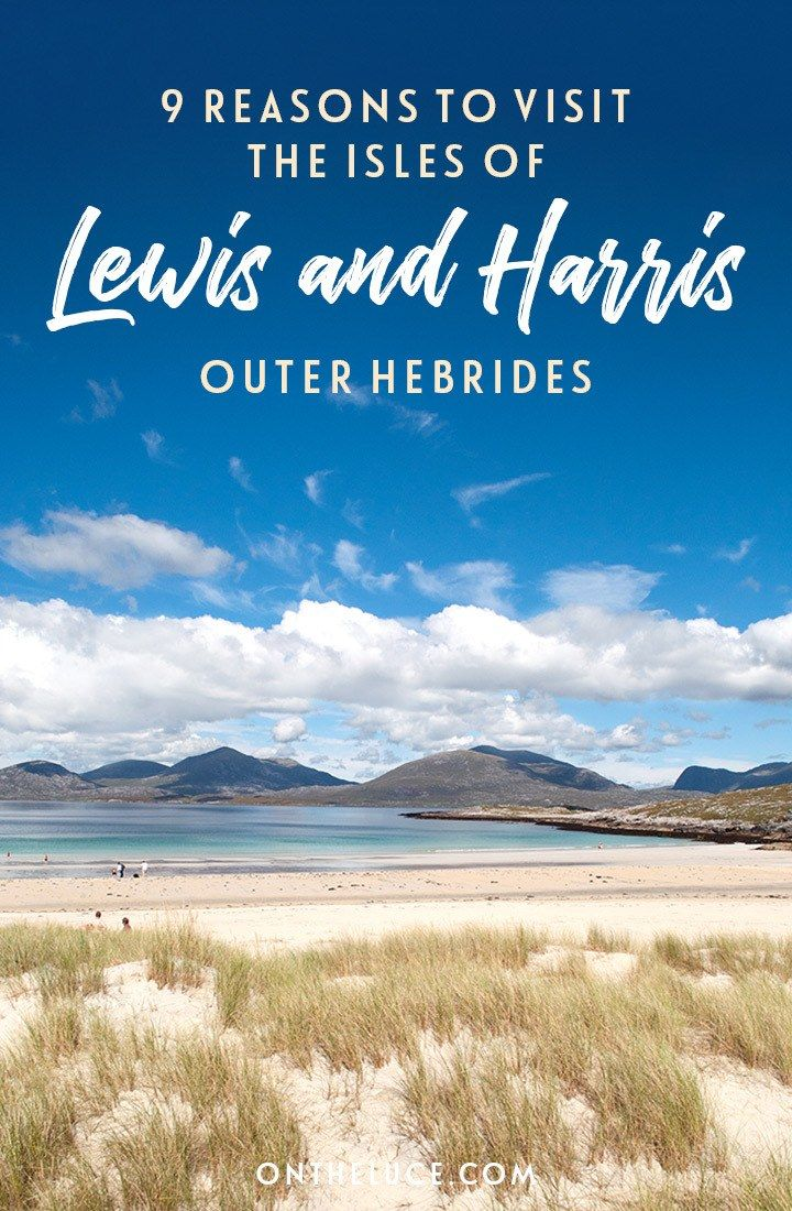 9 reasons to visit the Isles of Lewis and Harris, Outer Hebrides – On the Luce travel blog