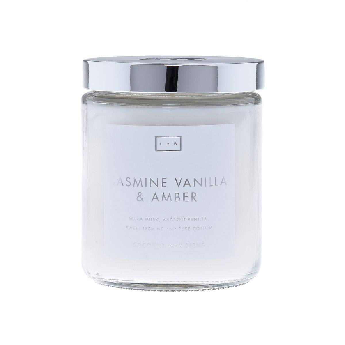 Jasmine vanilla amber labcandles vanilla amber jasmine