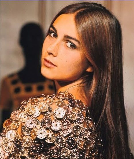 Romina Power Daughter Of Tyrone Power And Linda Christian Donne