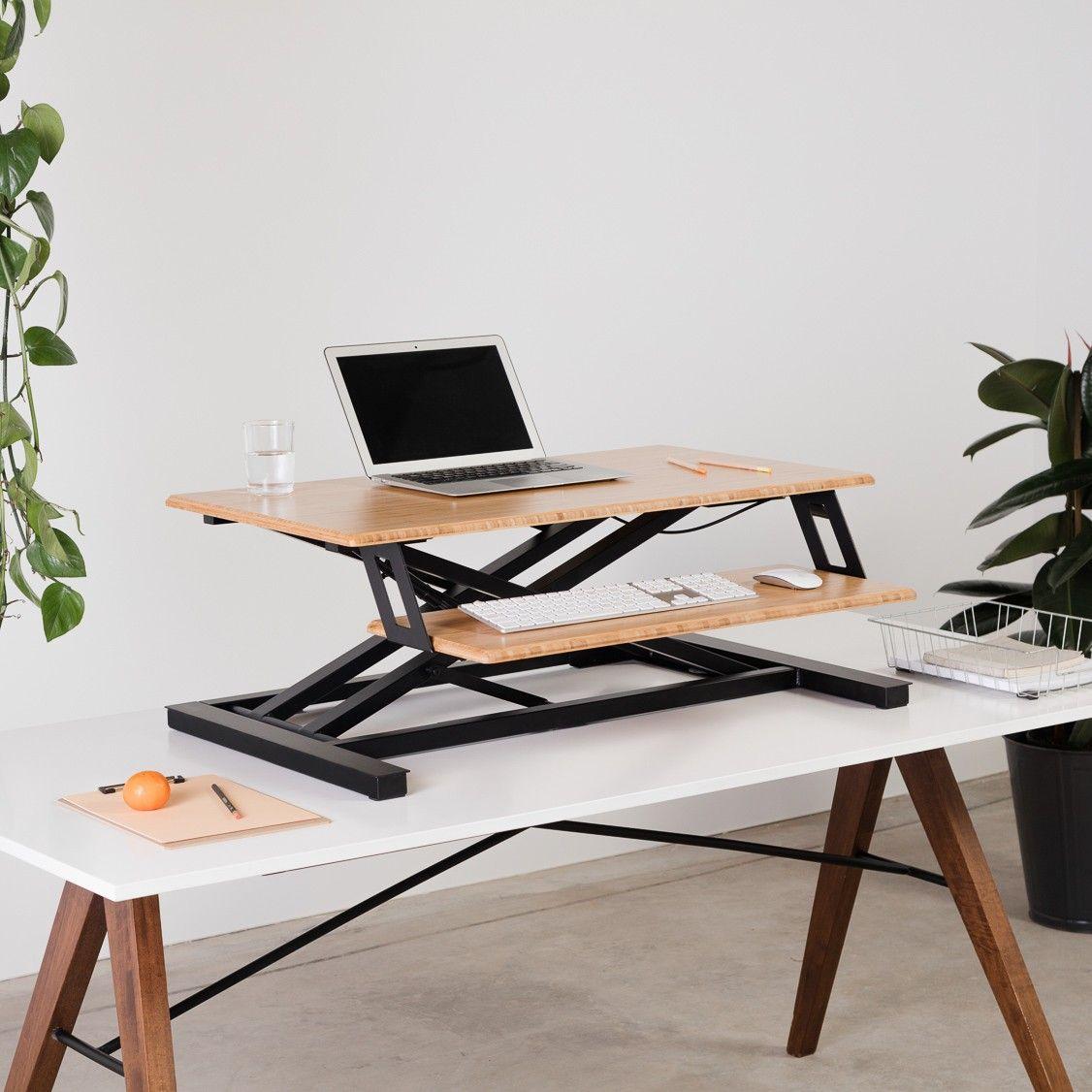 Cooper Standing Desk Converter Furniture Stand Up Desk