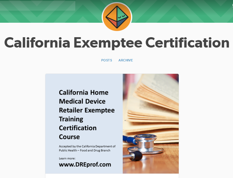 SkillsPlus International Inc.'s Exemptee Certification