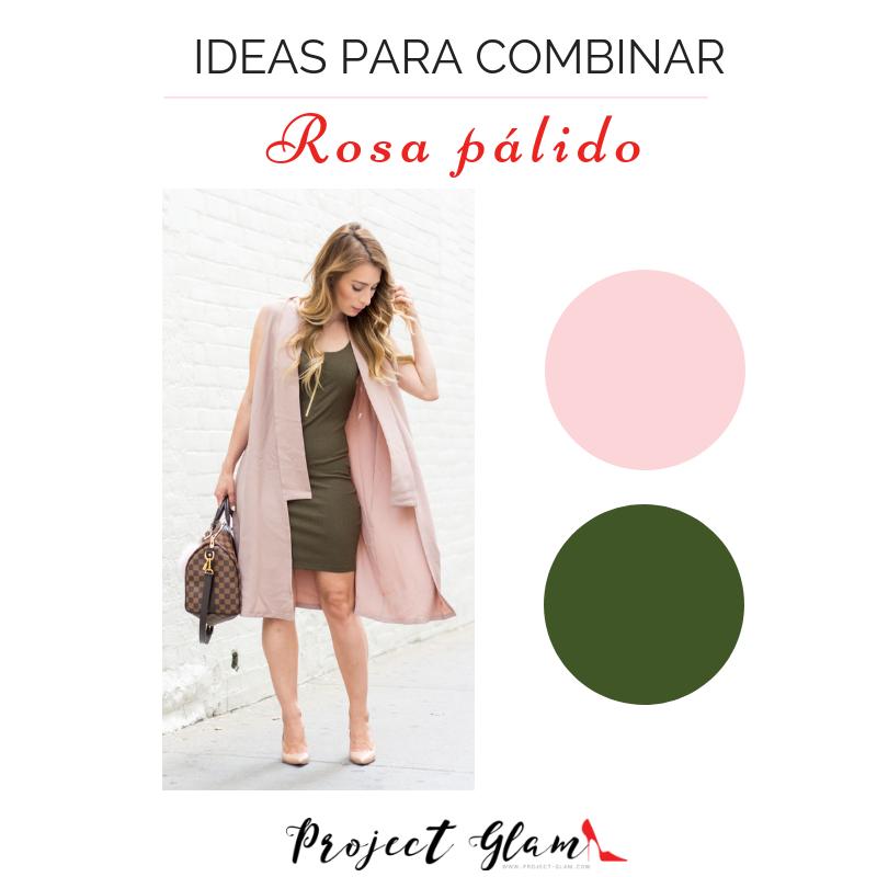 Rosa Claro Con Qué Tonos Combina Project Glam Combinar Vestido Rosa Palo Zapatos Rosa Palo Combinar Vestido Rosa