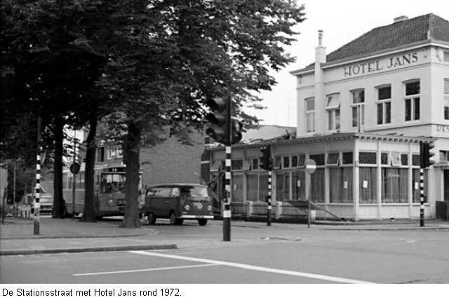 Hotel Jans 1972