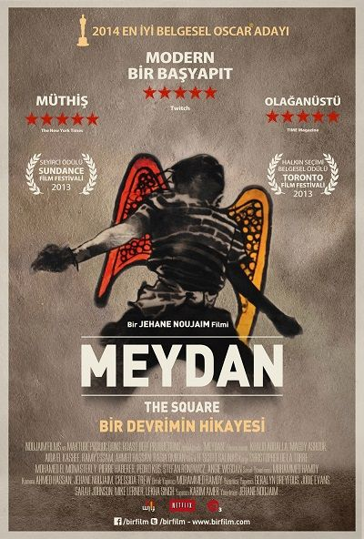 Meydan - Al Midan - 2013 - DVDRip Film Afis Movie Poster